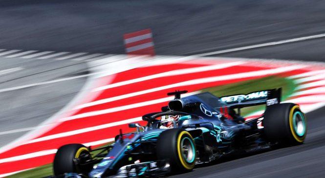 Льюис Хэмилтон выиграл Гран-при Испании, Квят — 9-й