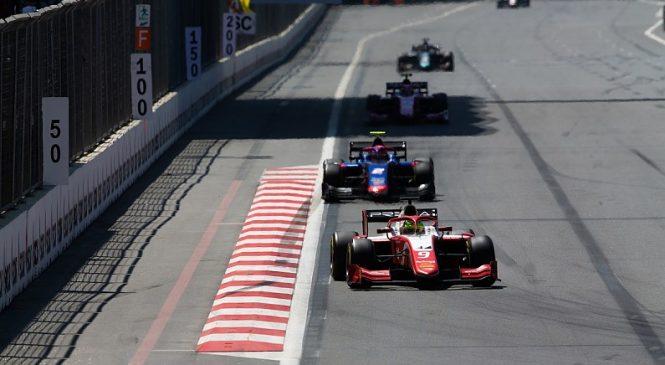 Мик Шумахер: Прорыв во второй гонке «Формулы-2» в Баку — не предел