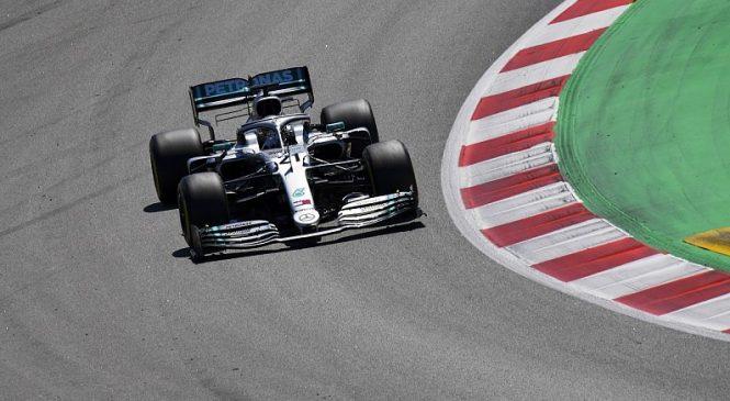 Мазепин стал лидером второго дня тестов «Формулы-1» в Барселоне