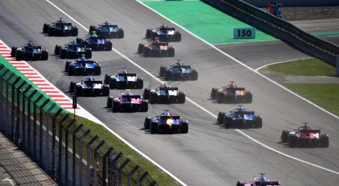Ключи к успеху. Обзор третьего этапа «Формулы-2» 2019 года