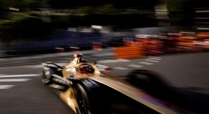 Вернь выиграл гонку в Монако и возглавил личный зачёт