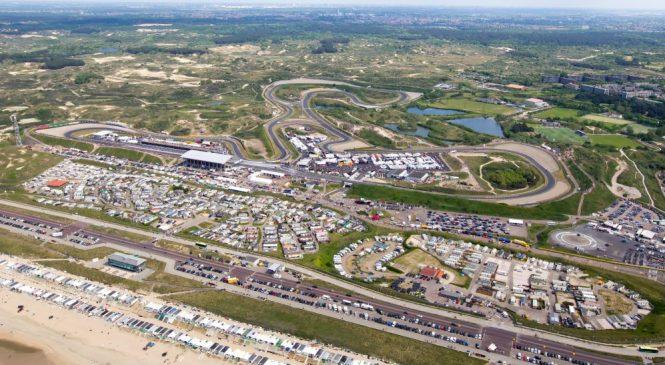 В Ф1 объявили о возвращении Гран-при Нидерландов с 2020 года