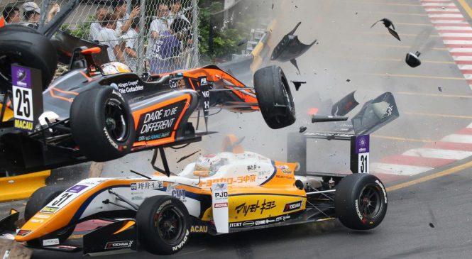 Участники Гран-при Макао в 2019 году выступят на машинах новой Ф3