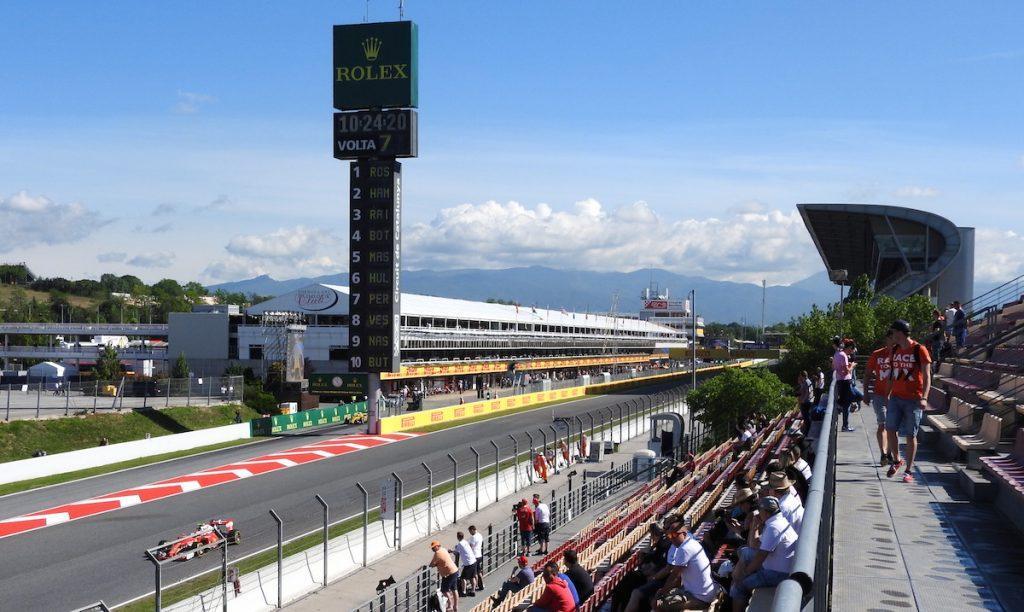 Трасса Гран-при Испании