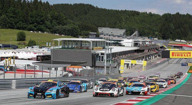 «МРС ГТ» и «Коллэвей» выиграли гонки этапа «АДАК ГТ Мастерс» на «Ред Булл Ринге»