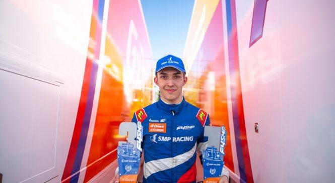 Алексей Несов: Давно мечтал о таком турнире, как Международные автоспортивные игры
