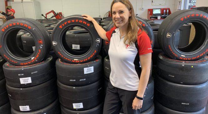«Файрстоун» привезли в Детройт мягкие шины новой конструкции