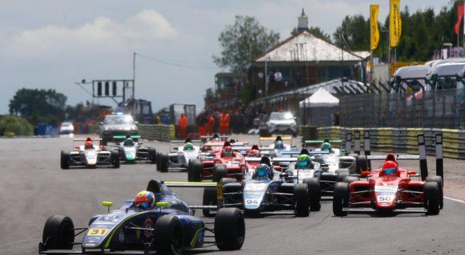 Новичок-лидер. Обзор четвёртого этапа британской Ф4 в Крофте