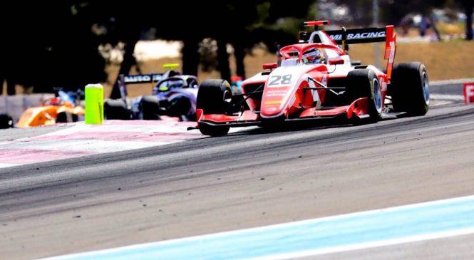 Шварцман выиграл вторую гонку Ф3 во Франции!