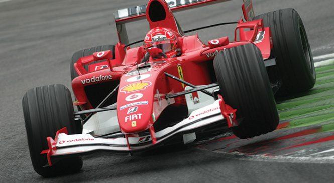 Мик Шумахер сядет за руль «Феррари F2004» в Хоккенхайме