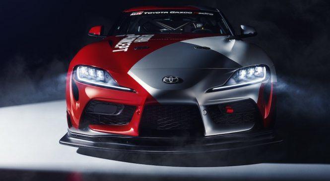 «Тойота» планирует подготовить новую «Супру ГТ4»
