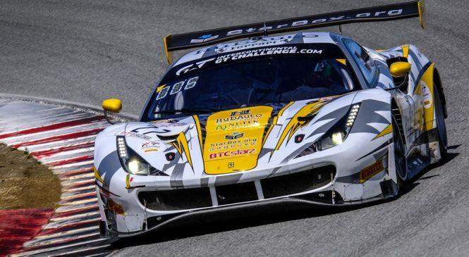 Чемпион «Супер ГТ» Ник Кессиди представит «Феррари» в «24 часах Спа»