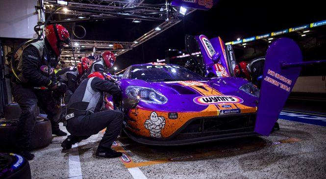 «Китинг Моторспортс Форд» лишен победы в ГТЕ-Ам в Ле-Мане из-за нарушений