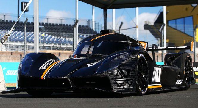 «Дюкейн» вместо «Нормы»: в Ле-Мане представлены автомобили ЛМП3 нового поколения