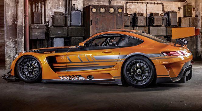 Обновленный «Мерседес-АМГ ГТ3» совершит гоночный дебют в «24 часах Портимана»