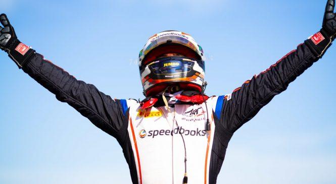 Ник де Врис выиграл первую гонку «Формулы-2» во Франции, Мазепин — сошел