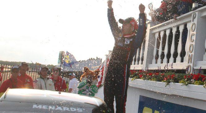 Тай Маджески выиграл вторую гонку АРКА подряд