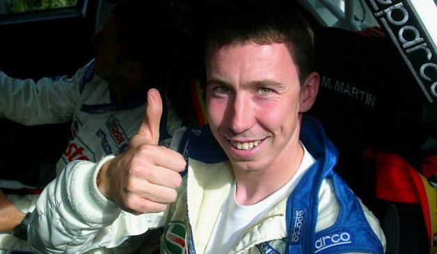 Экс-гонщик WRC Маркко Мяртин выступит в Ралли Эстонии за рулём «Форд»