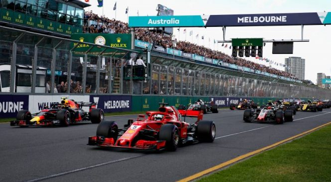 Сезон-2020 «Формулы-1» стартует в Австралии 15 марта