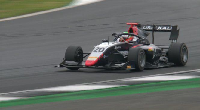 Пульчини одержал первую победу в сезоне, Шварцман вернул лидерство в Ф3