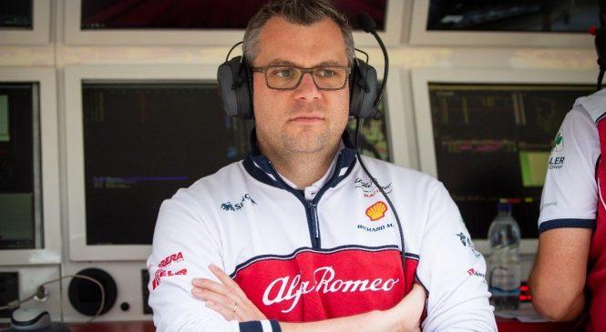 «Альфа Ромео» объявила об уходе Ресты, новым техдиректором стал Жан Моншо