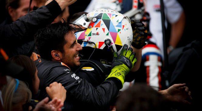Джек Эйткен выиграл вторую гонку «Формулы-2» в Великобритании, Мазепин — 12-й