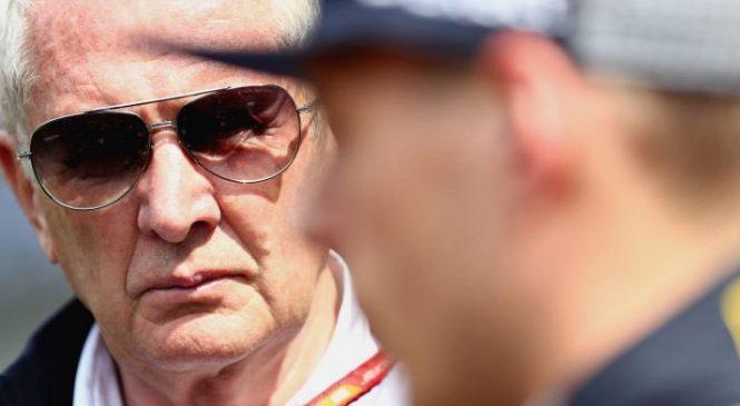 В «Ред Булле» не планируют менять местами гонщиков до конца сезона