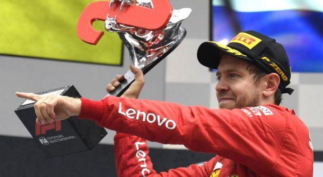 Феттель: Гран-при Германии не должен исчезнуть — нужно думать о будущем спорта, а не набивании карманов