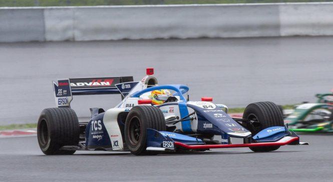 «Супер Формула» на «Фудзи Спидвей»: первая победа Палоу