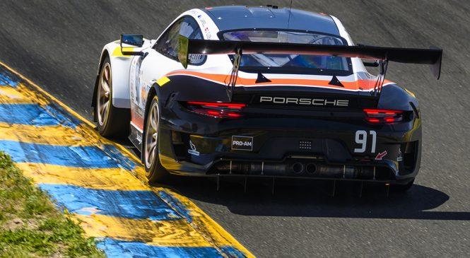 «Райт Моторспортс» выступит на этапах ИМСА в «Лайм-Роке» и «Роуд-Америке»