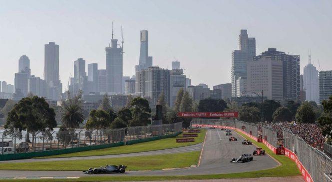 Контракт на проведение Гран-при Австралии продлён до 2025 года