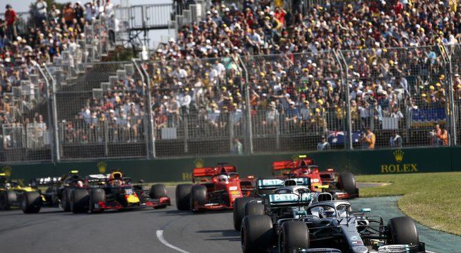 Команды Ф1 ожидают увеличение календаря до 25 гонок в сезоне-2021