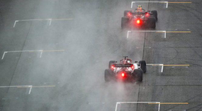 В «Альфе Ромео» подали апелляцию на штраф по итогам Гран-при Германии