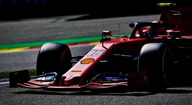 Шарль Леклер завоевал поул к Гран-при Бельгии 2019 года, Квят — 18-й