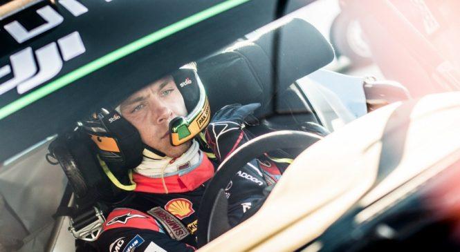 Хейден Пэддон получит второй шанс выступив в Ралли Великобритании за «М-Спорт» в WRC-2