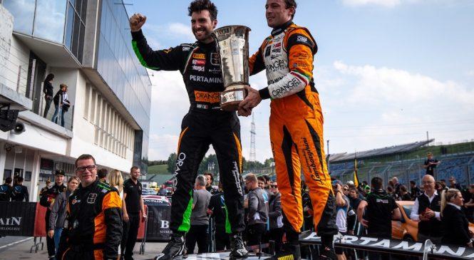 Кальдарелли и Мапелли — чемпионы европейской серии «Бланпен ГТ»