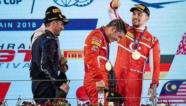 Действующие чемпионы Кубка наций ФИА ГТ выступят на Международных автоспортивных играх