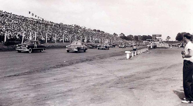 70 лет первого Кубка НАСКАР. Начало в Шарлотте