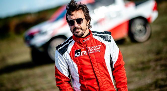 Алонсо намекнул на участие в Гран-при Италии