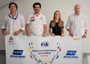 Белен Гарсия выступит за сборную Испании на Международных автоспортивных играх