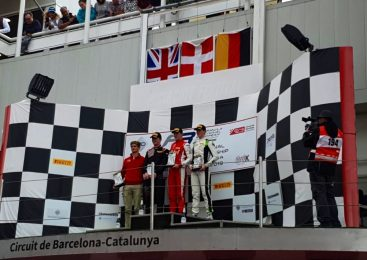 Вести одержал десятую победу в сезоне «Формулы Региональ», Тиктум второй