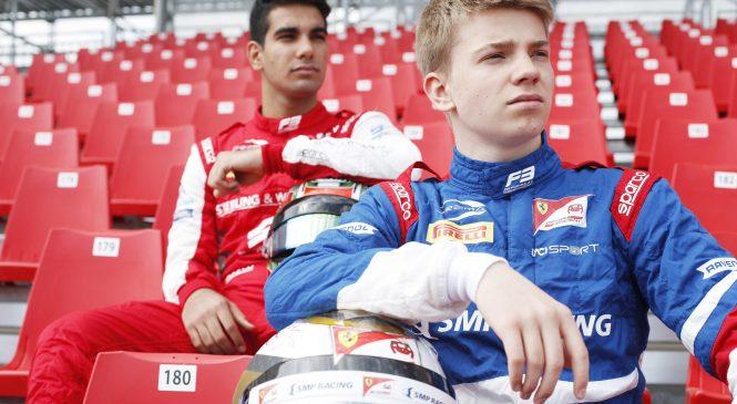 Армстронг стал первым в тренировке «Формулы-3». Шварцман — второй