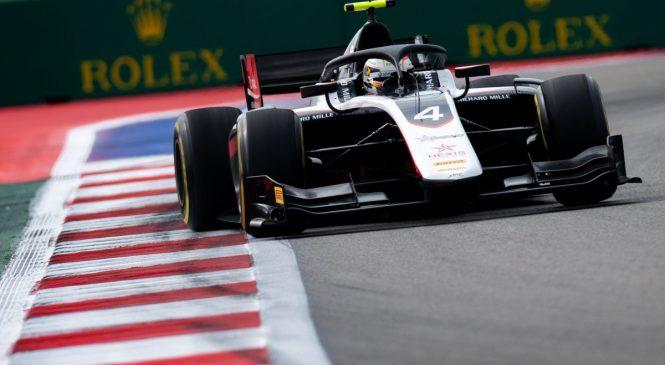 Ник де Врис берёт очередной поул в «Формуле-2» в Сочи, Мазепин — восьмой
