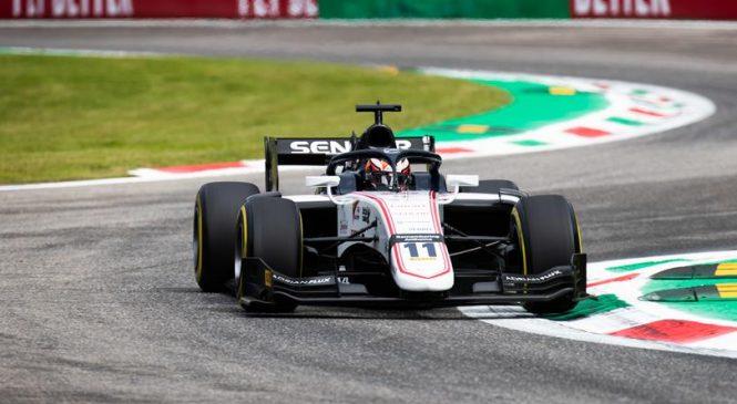 Айлотт выиграл квалификацию «Формулы-2» в Италии, Мазепин — третий