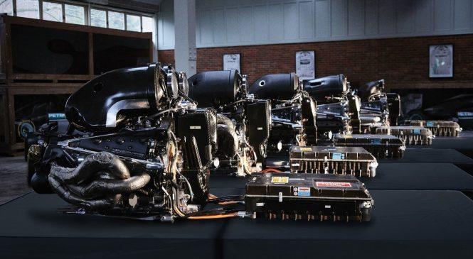 Технозона: Как работает двигатель внутреннего сгорания автомобиля «Формулы-1»