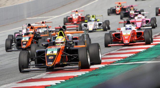 Крюттен и Эгштлер представят Германию на Международных автоспортивных играх