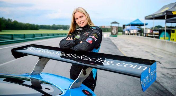 За сборную Дании на Международных автоспортивных играх выступит двукратная чемпионка ИМСА