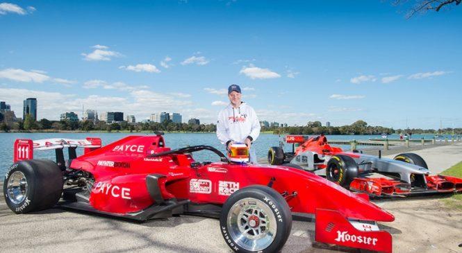 S5000 будет гонкой поддержки Гран-при Австралии