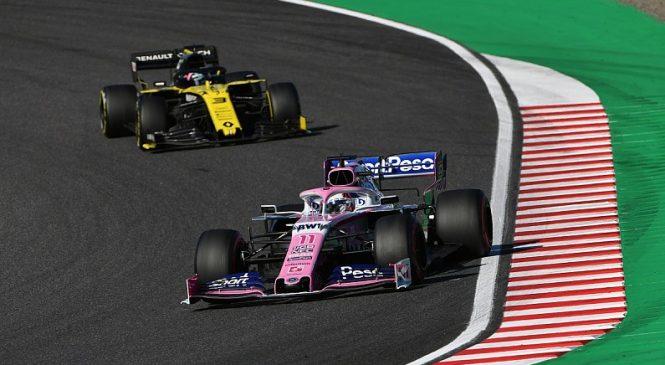«Рено» может быть исключена из протокола Гран-при Японии
