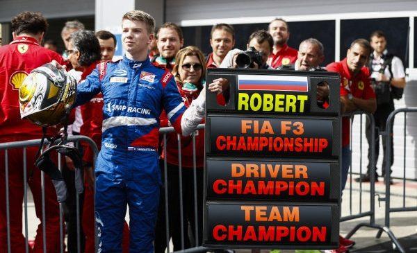 Год «Премы». Обзор сезона международного чемпионата «Формулы-3»